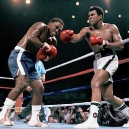 Tungviktsboxning  Muhammad Ali bild