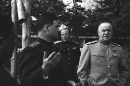 Sovjet Marshal Georgi Konstantinovich Zhukov (Bild 4)