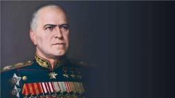 Sovjet Marshal Georgi Konstantinovich Zhukov (Bild 5)