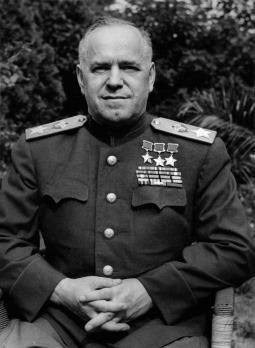 Sovjet Marshal Georgi Konstantinovich Zhukov (Bild 8)