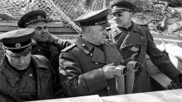 Sovjet Marshal Georgi Konstantinovich Zhukov (Bild 6)