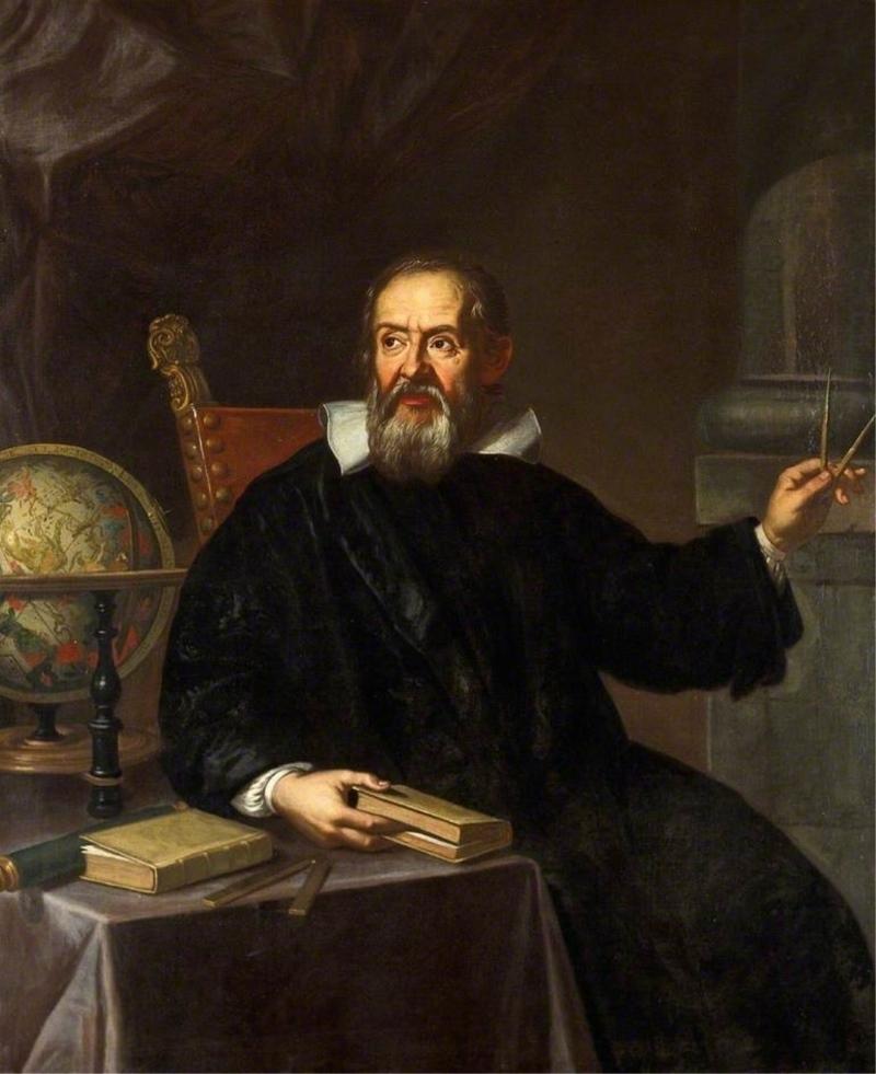 Italiensk fysiker Galileo (bild 1)