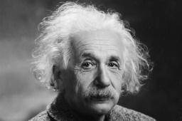 Fysiker Albert Einstein (Bild 4)