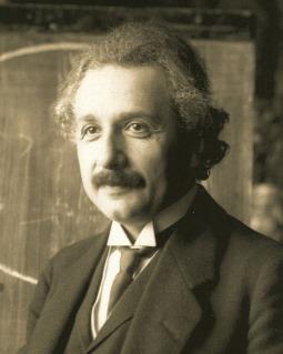 Fysiker Albert Einstein (Bild 5)
